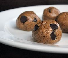 These peanut butter protein balls are a quick fix when you need a new pre-workout snack. They are a cinch to make, and chances are you already have all the ingredients you need in your kitchen.