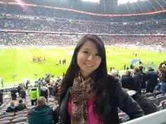 Bayern Munich x Atletico de Madrid at Allianz Arena, semifinal, Champions League 2015/2016