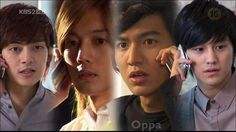 F-4 F4 Boys Over Flowers, Boys Before Flowers, Los F4, Falling In Love With Him, My Love, Best Kdrama, Ji Hoo, Korean Drama Quotes, Kim Sang