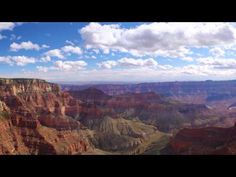 A Day on the Grand Canyon's North Rim