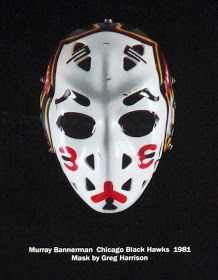 I was digging through the closet again and noticed a lot of mask stuff that hadn't received a lot of appreciation recently. Hockey Helmet, Hockey Goalie, Ice Hockey, Montreal Canadiens, Hockey Logos, Goalie Mask, Championship Rings, Masked Man, Masks Art
