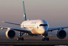 Airbus A350-941 - Cathay Pacific Airways | Aviation Photo #4114541 | Airliners.net