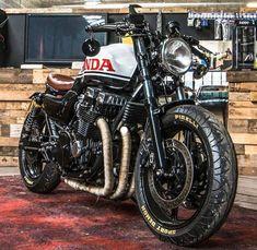 Honda Cafe Racer #honda #caferacer #custom #ride #bike #motorcycles #rideshare #rider