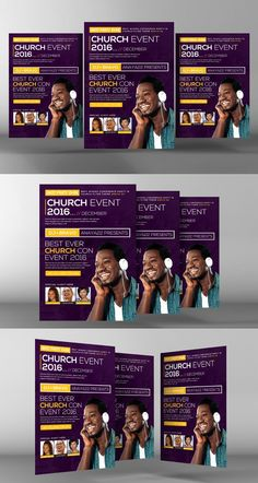 Peace And Harmony Church Flyer By Graphicsauthor Templates