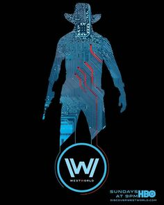westworld poster hbo