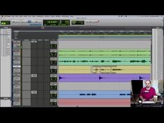 Tips for Editing Backing Vocals to a Lead Vocal - YouTube