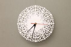 DIY Paperclock by Patrick Krämer