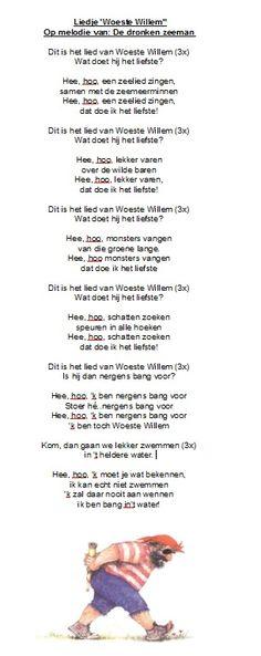 Het lied van Woeste Willem