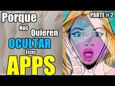 7! OCULTAS Apps que no estan en la PLAY STORE 2017 - YouTube