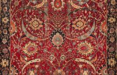 William A. Clark antique rug auction