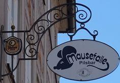 Kempten - Kronenstrasze 31 - Pilsbar Mausefalle