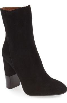 f35ba83bfea Aquatalia  Erika  Weatherproof Block Heel Bootie (Women) available at   Nordstrom