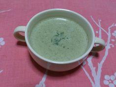 みつばとじゃがいものスープ