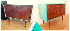 Pin'k'up: [DIY] Relooker un meuble abimé