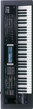 Roland GW-8 61-key Keyboard Workstation GW-8 Keyboard Workstation The Roland GW-8 61-key keyboard workstation updates their GW-Series with even more features for the performing musician! To start, the GW-8 now boasts intelligent backing tracks for fast song-writing - each style has multiple intros, main patterns, and ending progressions across a wide span of genres. Plus, once you start composing a song, you can easily lay it out using the onboard 16-track sequencer. $999.00