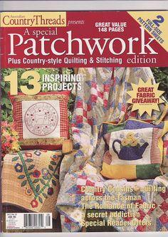 Country Threads 5-12 Patchwork - Jôarte arquivo - Picasa Web Album