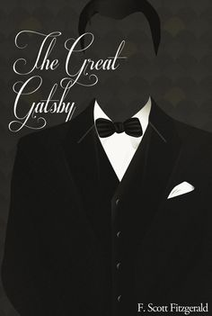 The Great Gatsby Poster 11 by 165 par FinchGraphic sur Etsy, $12.00