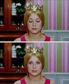 "The Umbrellas of Cherbourg (1964) - ""Do you believe he'll take me like this? If he refuses me as I am, it shows that he never had deep feelings for me."""