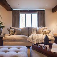 Ceiling fixed bracket Ferndale Living Room