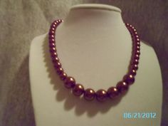 pearls in chocolate by deltadawn59 on Etsy, $15.00