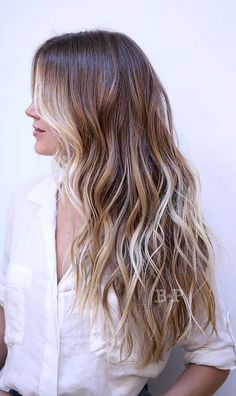 honey-and-bronde-highlights-ombre-balayage.jpg 355×596 pixeles