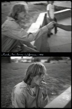Ed Templeton photos, San Diego 1998