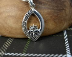 Vintage Luckenbooth Necklace/Pendant: Sterling Silver - Edit Listing - Etsy