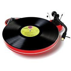 Project RM 1.3 turntable.  #recordplayer #turntable #audio #music http://www.pinterest.com/TheHitman14/the-record-player-%2B/