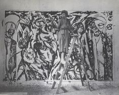 © 2017 The Pollock-Krasner Foundation / Artists Rights Society (ARS), New York. Image Courtesy of Paul Kasmin Gallery.