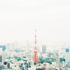 Tokyo Tower | Tokyo.