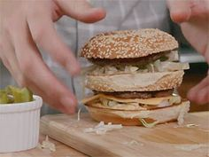 Image courtesy of Digital Trends --     How to make an authentic McDonald's Big Mac right in your kitchen --     http://www.khq.com/story/19011530/how-to-make-an-authentic-mcdonalds-big-mac-right-in-your-kitchen#
