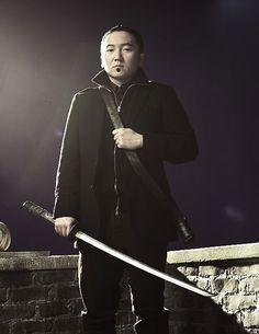 Future Hiro Nakamura Hiro Nakamura, Best Tv Characters, Hero Tv Show, Heroes Tv Series, Heroes Reborn, Pacific City, Hayden Panettiere, Fandom Fashion, Crusaders