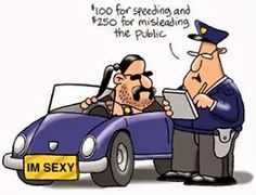 Funny story, Joke on how people give importance to profits more than situations.- Cop Jokes