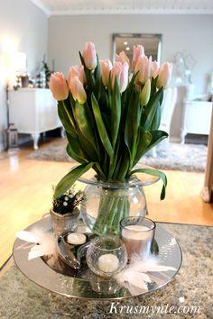 boble magnor - Google-søk Pink Flowers, Table Decorations, Rose, Plants, Home Decor, Google, Vases, Flowers, Tulips