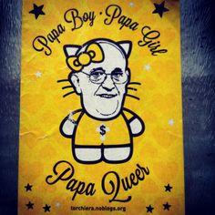 Il papa più buono del 30% rispetto agli altri papi della stessa categoria