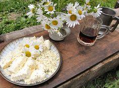 Jāņu siers - how to tie Latvian summer solstice cheese