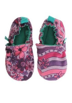 NWT CHOOZE SHOES BABY SLIP ON SHOES GREAT GIFT SZ 6-9 MONTHS UNISEX