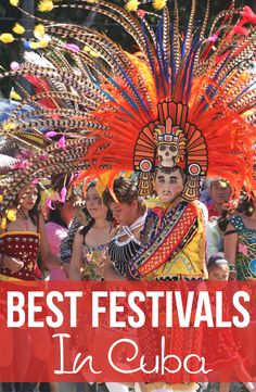 The best festivals in Cuba! Check them out! (scheduled via http://www.tailwindapp.com?utm_source=pinterest&utm_medium=twpin&utm_content=post78418475&utm_campaign=scheduler_attribution)