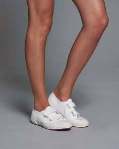 Womens Superga Velu Velcro Sneakers | Womens Shoes | Abercrombie.com