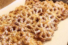 Swedish Rosette Cookies