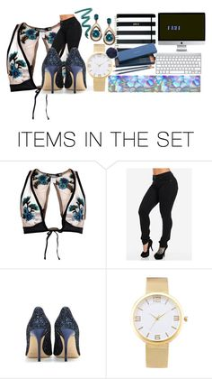 """""""Untitled #101"""" by kaay-kay ❤ liked on Polyvore featuring art"""