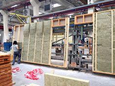 Opbouw van een houtskeletbouw woning | Atelier | Dewaele Houtskeletbouw