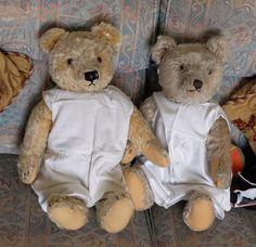 Confident Anique Steiff Teddy Bear 1920s W Button Long F W Loud Voice & Steiff Dog Dolls & Bears Antique