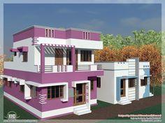 Tamilnadu Model Home Desgin In 3000 Sq