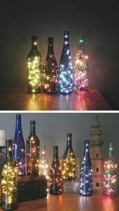 The 25 Best Table Decorations Ideas On Pinterest Wedding Table Regarding Best 30 Beautiful Wedding Centerpieces Ideas Using Bottles