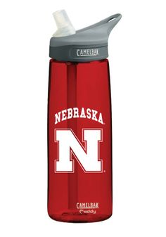 Nebraska Cornhuskers Red Camelbak Bottle http://www.rallyhouse.com/nebraska-cornhuskers-red-camelbak-water-bottle-1646840?utm_source=pinterest&utm_medium=social&utm_campaign=Pinterest-NebraskaCornhuskers $22.99