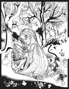 Avalon 1 by Saoirse Liberti, via Behance
