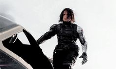 Bucky rips that door right off