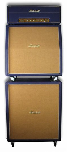 marshall vintage stack | 1994 marshall hendrix limited edition stack 1969 marshall plexi super