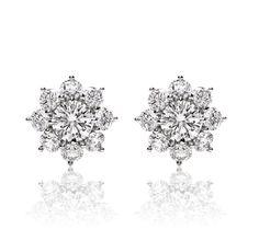 Harry Winston earrings